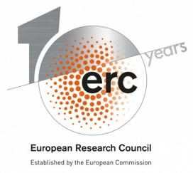 Logo de l'European Research Council